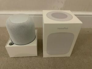 Apple HomePod Smart Speaker White with Warranty Boxed