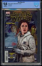 Star Wars (2020) #8 Golden 1 in 25 Variant Cover CBCS 9.8 Blue Label White Pages