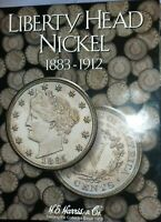 Liberty Head V Nickel Collection      #LN31  New Coin Folder