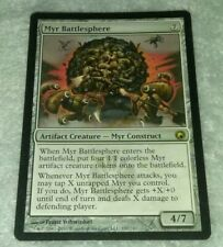 Myr Battlesphere Rare 212//307 - Commander 2018