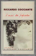 """RICCARDO COCCIANTE """" IL MARE DEI PAPAVERI """"  MC MUSICASSETTA  NUOVA  K7"""