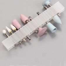 Dental Composite Polishing Burs kit for Slow Low Speed Contra Angle Handpiece AU