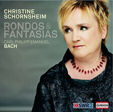 Christine Schornsheim - Rondos and Fantasias [Christine Schornsheim] [CD]