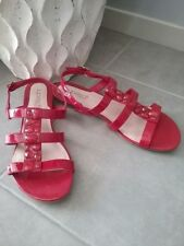 Patent Leather Wide (C, D, W) Solid Shoes for Women