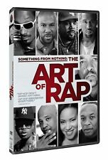 Something From Nothing ~ The Art of Rap ~ BRAND NEW DVD ~ SHIPS SUPER FAST!!!!