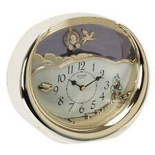 Rhythm Desk, Mantel & Carriage Clocks with Pendulum