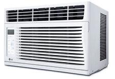 LG LW6016R - 6,000 BTU 110V Window A/C: Remote & Window Accessories Included