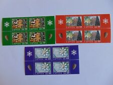 stamps / latvia / christmas /2009/MNH