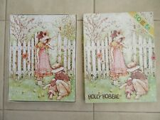 Vintage 1979 Arrow Puzzles Jigsaw HOLLY HOBBIE 50 Pieces With 4 Animal Shaped