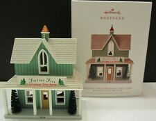 2018 Hallmark Festive Firs Christmas Tree Farm Ornament – #35 in Nostalgic House