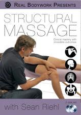 Structural Orthopedic Medical Massage 2 DVD Video Set - Real Bodywork