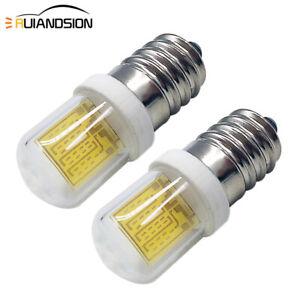 AC 200V-240V E14 LED Oven Light Range Hood Lamp Refrigerator Bulb 6000K /3000K