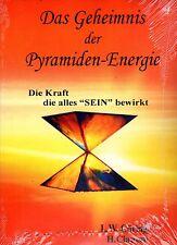 DAS GEHEIMNIS DER PYRAMIDEN-ENERGIE - Lothar Göring & H. Clausen BUCH