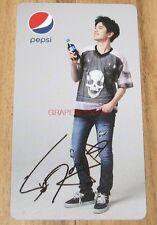 INFINITE PEPSI KOREA K-POP SUNGJONG SUNG JONG OFFICIAL PHOTO CARD PHOTOCARD 8