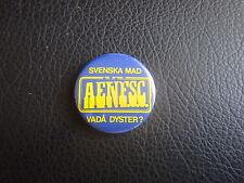 MAD Magazine Swedish pinback button