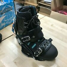 Hyperlite Murray Wakeboard Boots w/ System Pro Bindings - Size 9