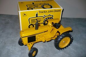 RARE 1/16 JOHN DEERE 4430 Industrial Toy Tractor by Sigomec of Argentina NIB