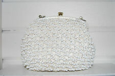 Vintage Marcus Brothers of Miami Made in Japan Woven Handbag, Purse
