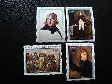 DAHOMEY - timbre - yvert et tellier aerien n° 101 a 104 n** (A7) stamp