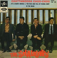 CD Single The SHADOWS Chattanooga Choo-Choo - EP REPLICA - 4-track   + VERY RARE
