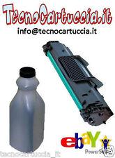 Kit di Ricarica per Toner Samsung ML 2010 P ML-2010D3  D3 Polvere