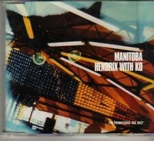 (DF637) Manitoba, Hendrix with KO - 2003 DJ CD