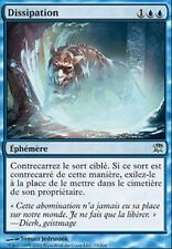 2x Dissipation ( Dissipate) Innistrad FRENCH #53