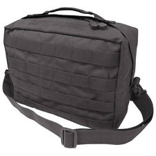 CONDOR MOLLE Tactical Nylon UTILITY SHOULDER Bag 137-002  BLACK