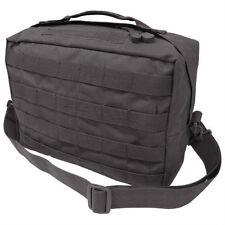 CONDOR MOLLE Tactical Nylon UTILITY SHOULDER Bag 137-002  BLACK