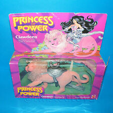 VINTAGE 1985 80s MATTEL SHE-RA SHERA PRINCESS OF POWER CLAWDEEN CAT MISB BOXED