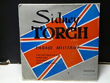 SIDNEY TORCH Parade militaire : stars and stripes for ever ... ODEON SOE 3225