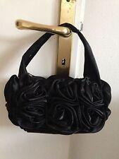 borsa elegante con rose