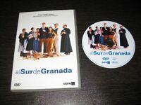 Al Sud De Granada DVD Matthew Goode Veronica Sanchez Guillermo Toledo