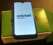 Cricket Wireless V350C Influence Smartphone - 32GB Mint Condition Open Box