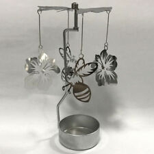 Flower Metal Candle Holders & Accessories