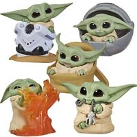 5x  The Bounty Collection Series 2 The Child Toys Baby  Mandalorian Anime