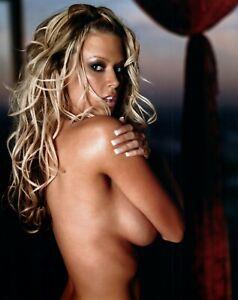 Jenna Jameson Adult Star Unsigned Photo #7 Vivid AVN Hall of Famer Club Jenna