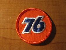 Vintage UNION 76 Gas Gasoline Employee Uniform Service Advertising Cloth Patch