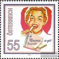 Österreich 2780 (kompl.Ausg.) postfrisch 2008 Warenzeichen: Manner