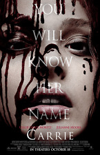 Carrie (Remake) 11 x 17 Poster Horror Gore New Grindhouse