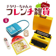 Rare! Re-ment Miniature Natalie's French Miscellaneous Goods No.5 Typewriter