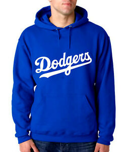 Los Angeles Dodgers Hoodie sweatshirt S, M, L, XL, 2X, 3X  NEW!