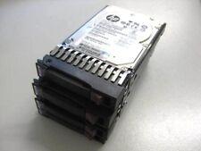 """4x HP EG0300FCVBF 300GB 10K SAS 2.5"""" SFF HDD 693569-001, 507284-001, 9WE066-035"""