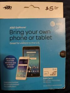 AT&T GoPhone Bring Your Own Phone Or Tablet