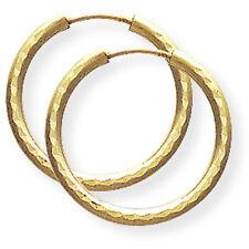 Pendientes de bisutería pendientes cortos de oro amarillo