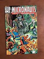 Micronaute #46 (1982) 9.2 NM Marvel Key Issue Bronze Age Comic Book High Grade