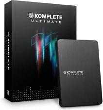 Native Instruments Komplete 11 Ultimate Upgrade fr
