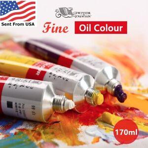 Winsor & Newton Oil Paint Color Tubes 170ml 33 colours available Painting Colour