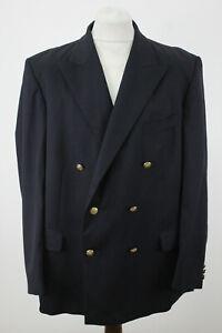 "DAKS Signature Navy Blazer Chest size 48"""