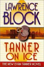Evan Tanner Mystery: Tanner on Ice by Lawrence Block (1998, Hardcover)